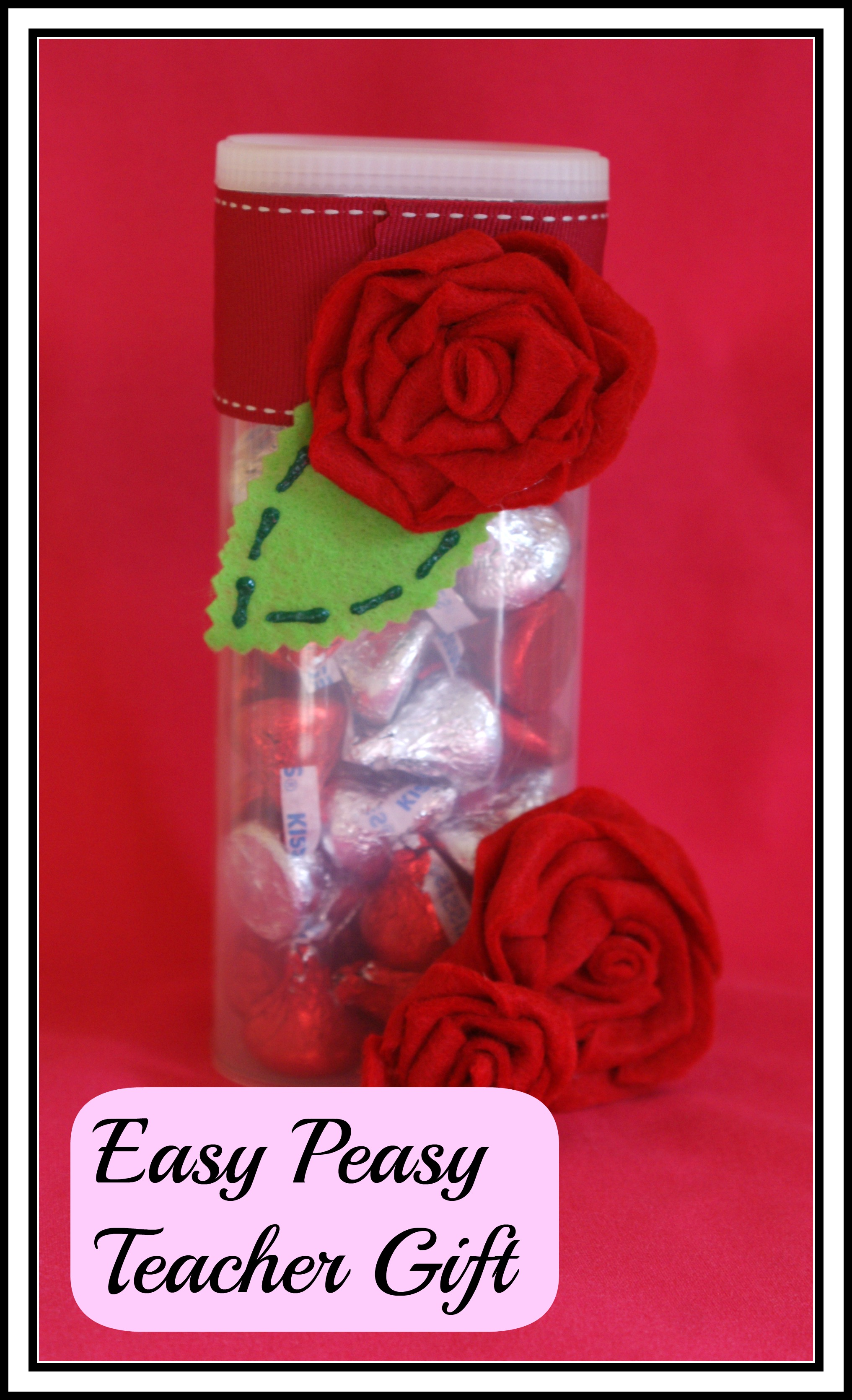 Teacher Valentine Gifts Easy Peasy And Cheap 3 Little Greenwoods