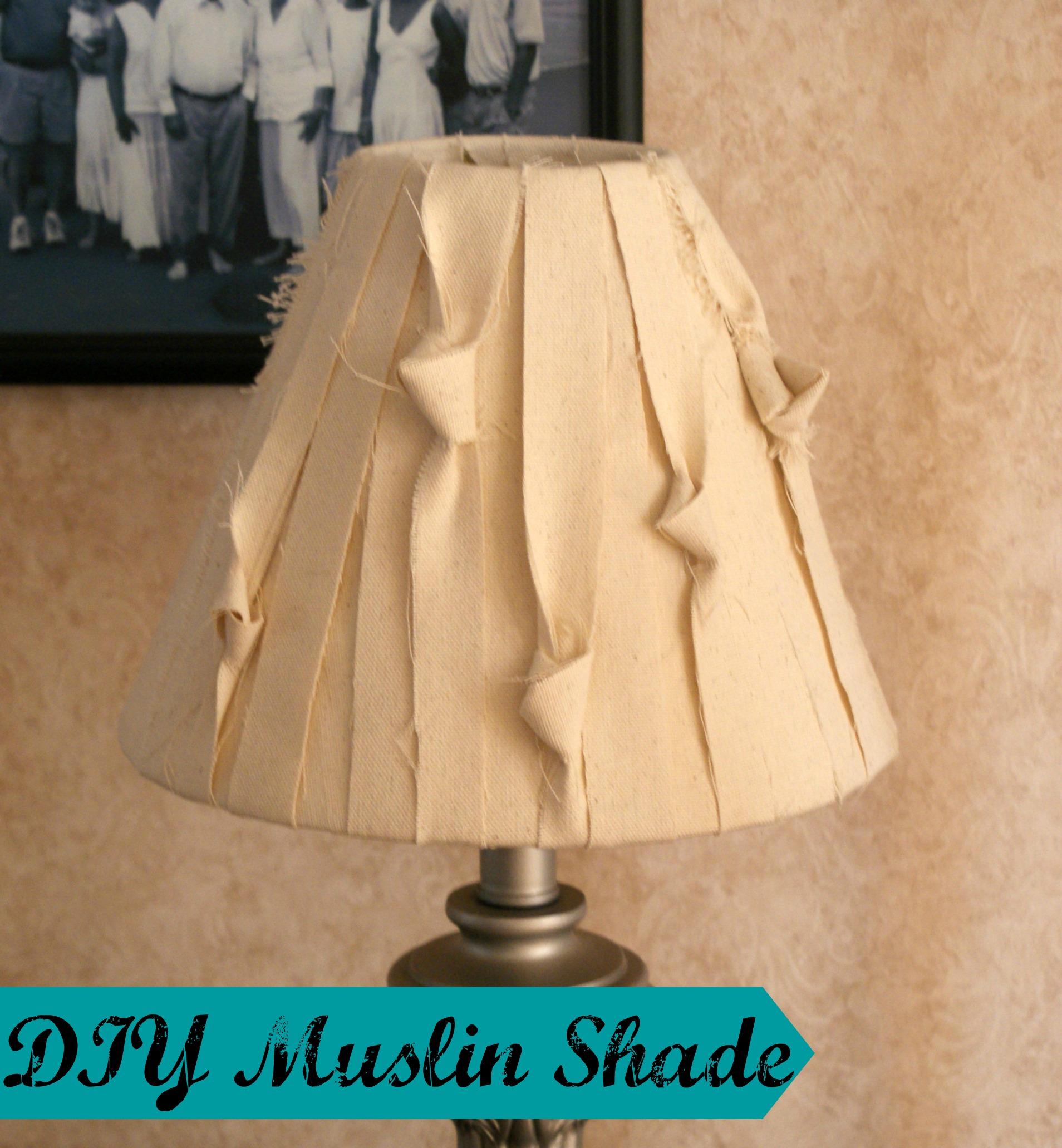 Diy muslin lampshade 3 little greenwoods diy muslin lampshade aloadofball Gallery