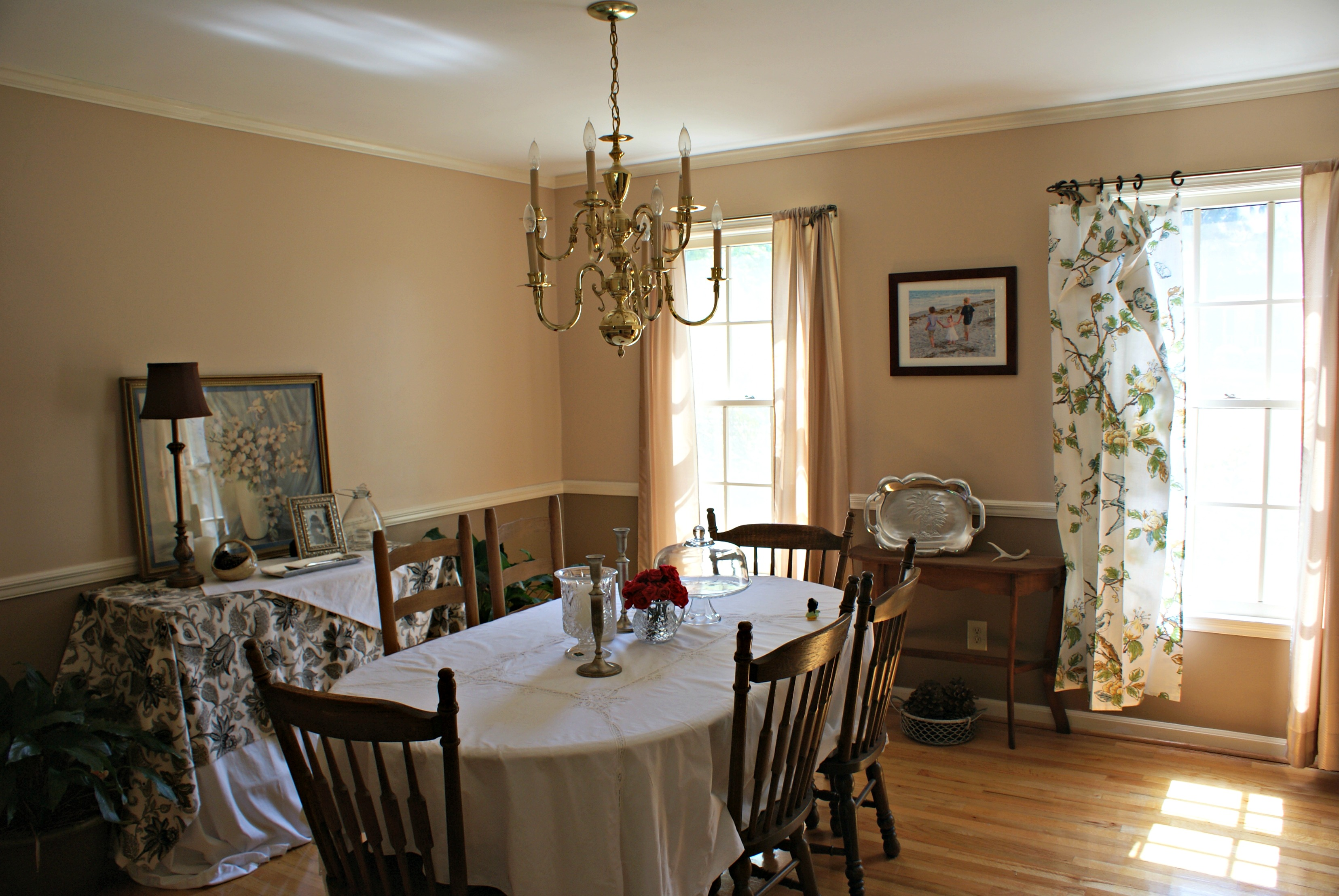 Dining Room Before   You MUST See The AFTER! Design