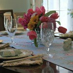 A Dining Room Makeover on a Budget