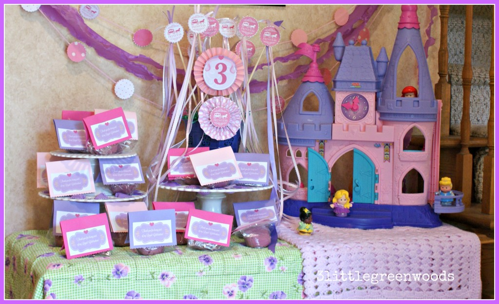 DIY Sofia the First Party