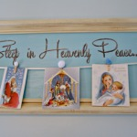 Sleep in Heavenly Peace Card Display