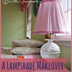 DIY Lampshade Makeover