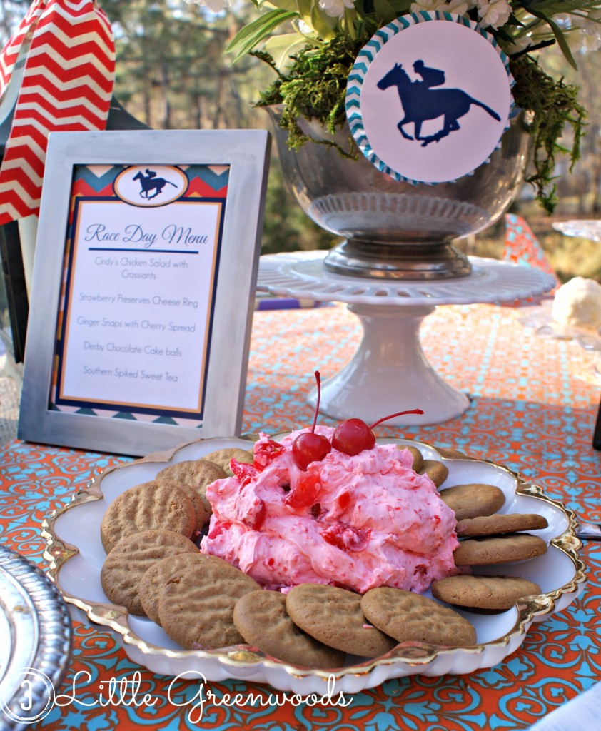 Steeplechase Tailgating Menu with 3 Little Greenwoods {3littlegreenwoods.com}