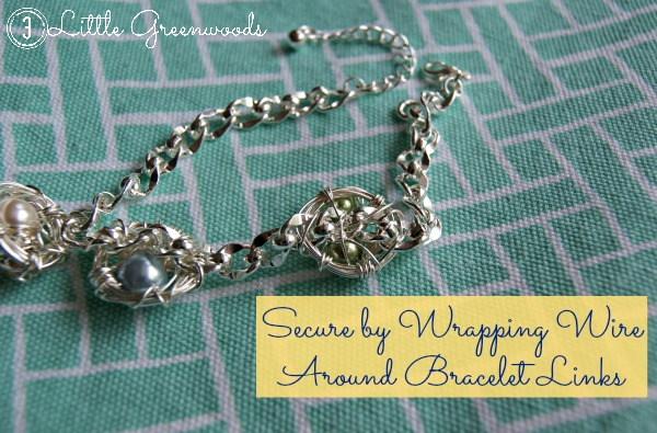A Birds Nest Bracelet {Simple Tutorial} by 3 Little Greenwoods