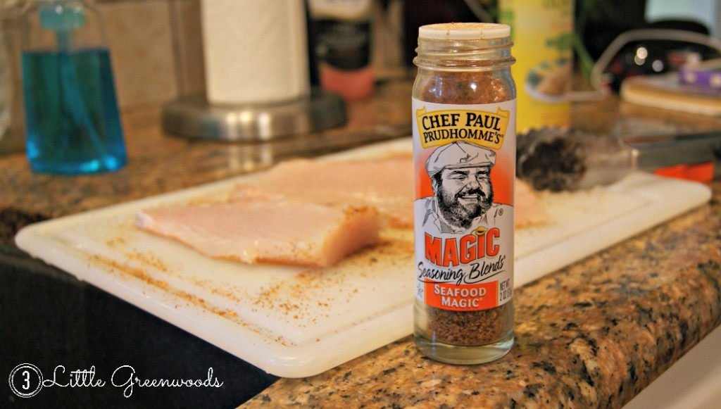 Chef Paul's Seafood Magic Seasoning