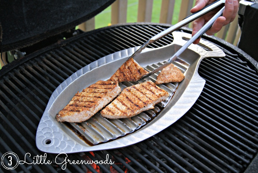 easy grilled fish