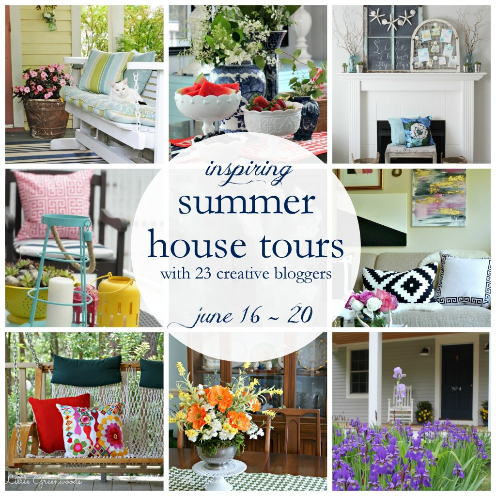 Summer House Tour button