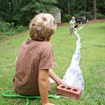Summer Fun Idea: How to Make Tinfoil Rivers