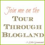 Tour Through Blogland ~ It's My Turn