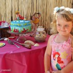 Mermaid Birthday Party Bash