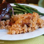 Savannah Red Rice Recipe {School of Southern Cooking}