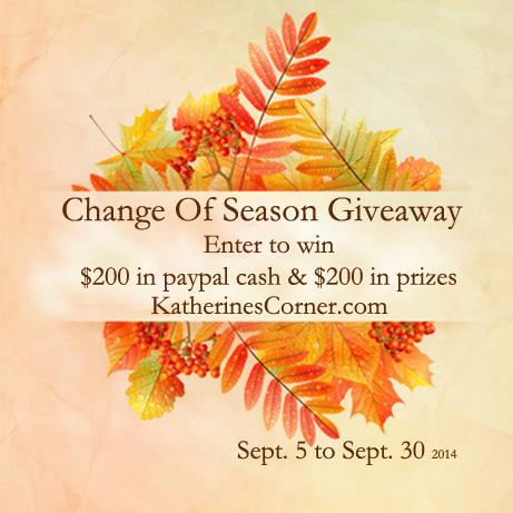 change of season giveaway 1