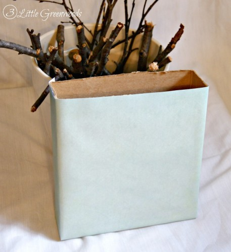 recycled box craft