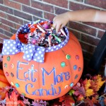 Giant Candy Bucket for Halloween