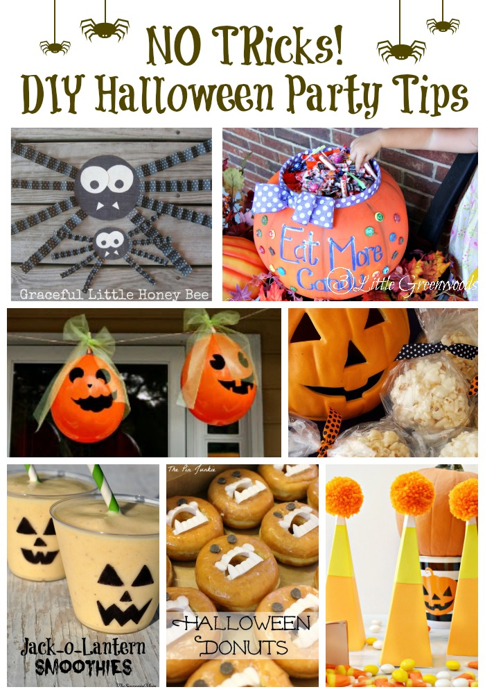 Halloween Party Planning