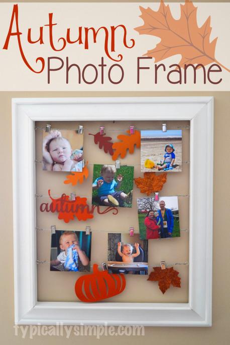 Autumn-Photo-Frame