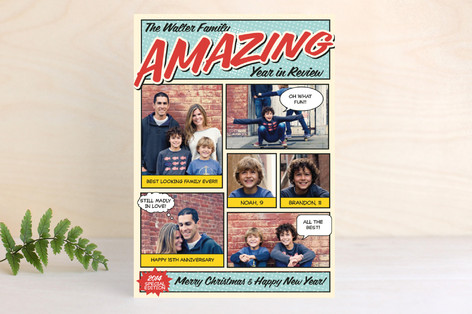 Minted.com Christmas Card Collection