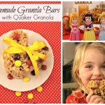 The Best Homemade Granola Bars with Quaker® Simply Granola