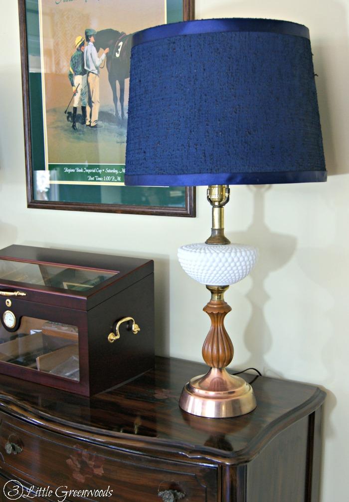 Diy Lamp Update