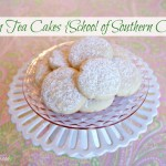 Lemon Tea Cakes {School of Southern Cooking}