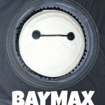 Baymax Birthday ~ Easy DIY Birthday Cake