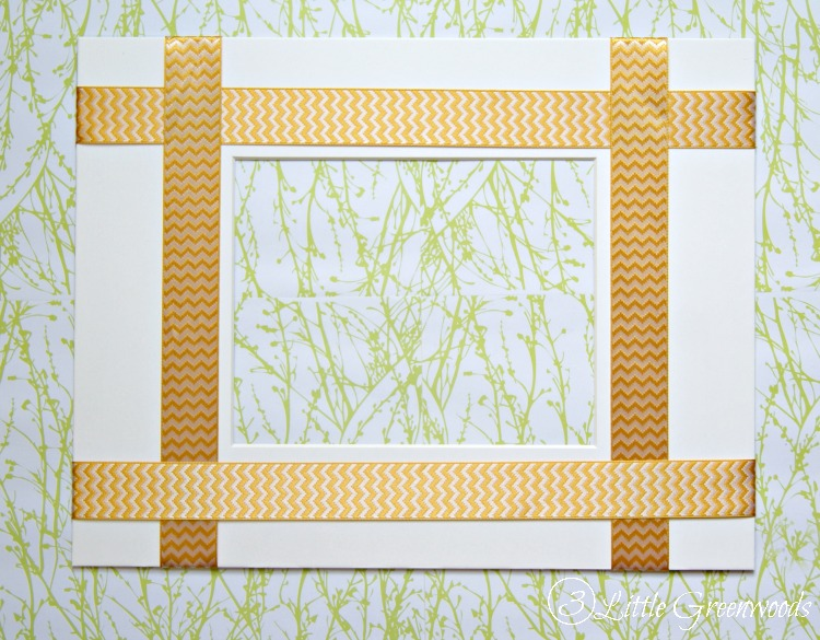 simplest diy frame update ever just add ribbon to make this customizable diy picture frame