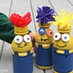 Make A Minion! Summer Fun Activities for Kids