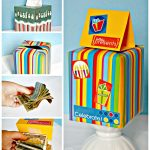 DIY Birthday Gift ~ Make a Fun Money Gift Box