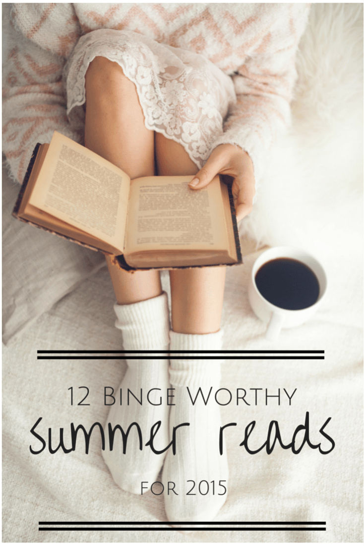 Summer Spotlight: Kristi from Making It In The Mountains - Summer Reads