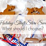 Holiday Thrift Store Swap Coming Soon!