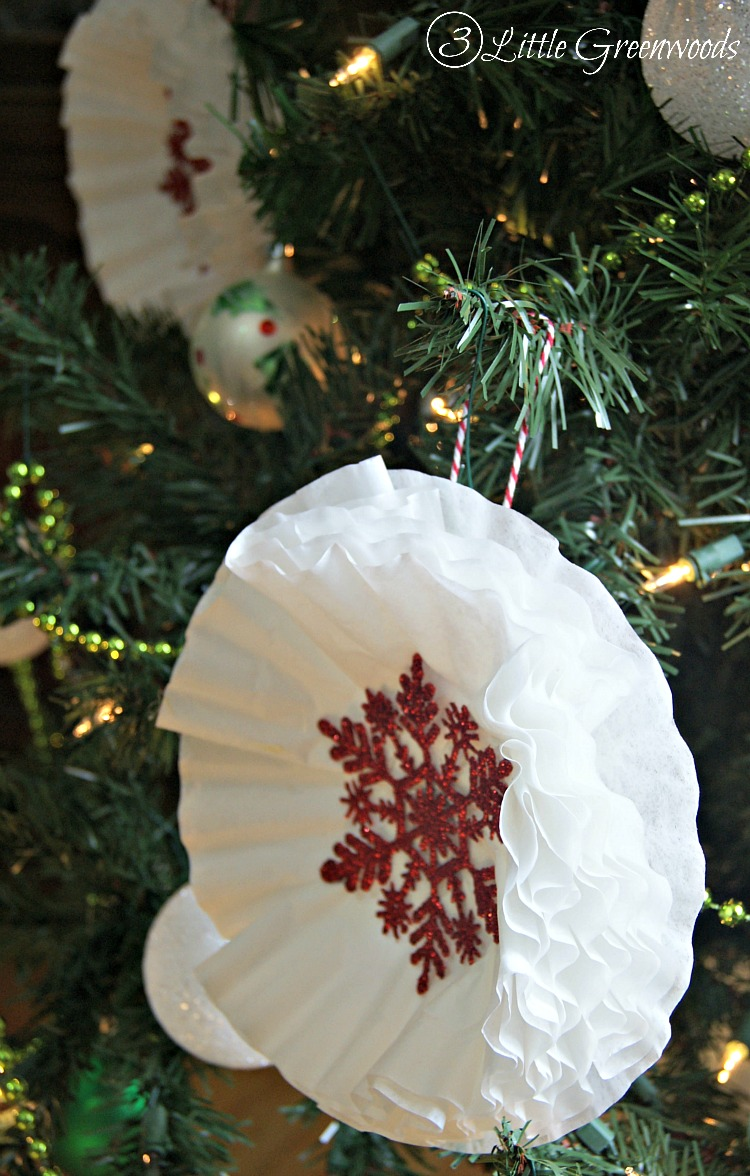 What An Awesome Way To Add Wow Your Christmas Tree Decorations Make These Coffee