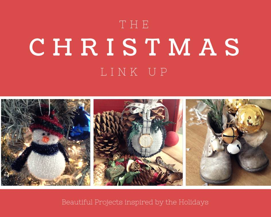 The Christmas Link Up Party 2015