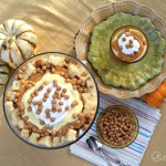 Pumpkin Pie Trifle ~ An Easy Thanksgiving Dessert