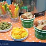 Easy Football Party Food and Party Tips