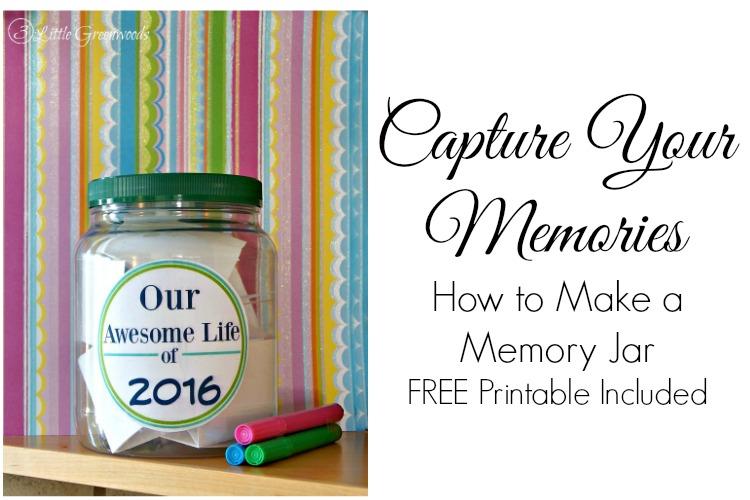 how to make a memory jar. Black Bedroom Furniture Sets. Home Design Ideas