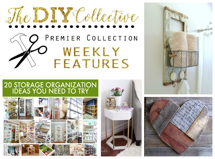 The DIY Collective 3 features