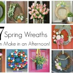 27 Easy Spring Wreaths to Make Today