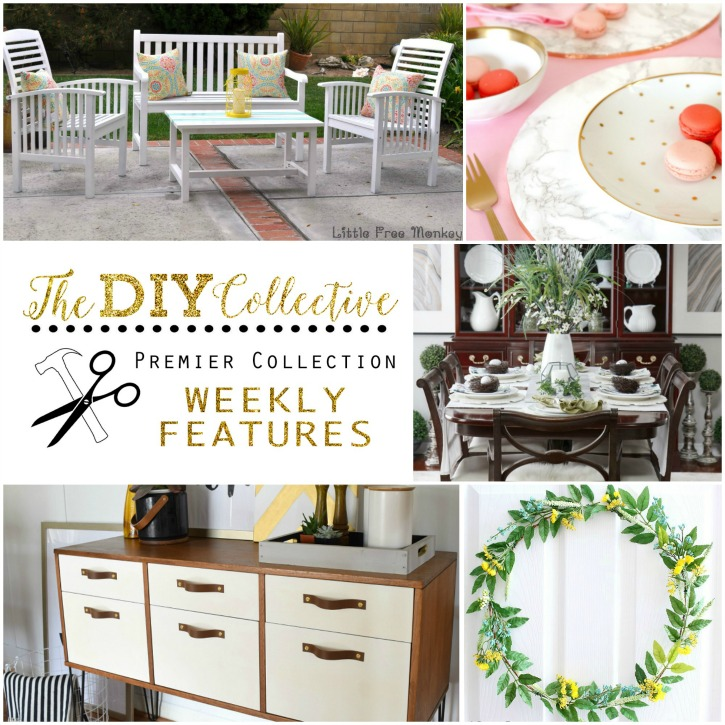 The DIY Collective No. 15 Weekly Features