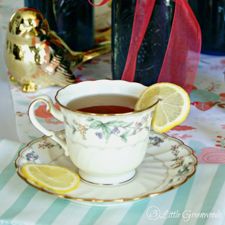 Tea Party Menu for a Mother\'s Day Luncheon