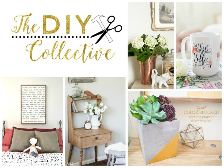 The DIY Collective Week 16 features