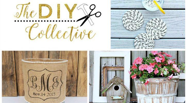The DIY Collective No. 25 Weekly Fe slideratures