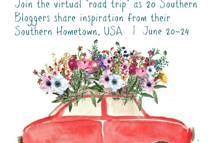 The Great Southern Road Trip Linky Party