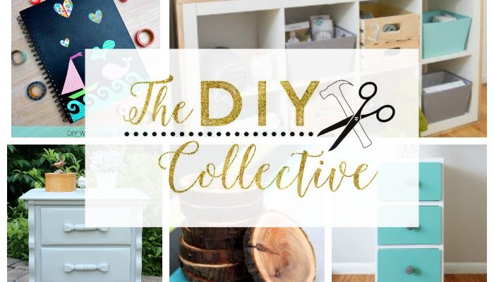 The DIY Collective No 30 features