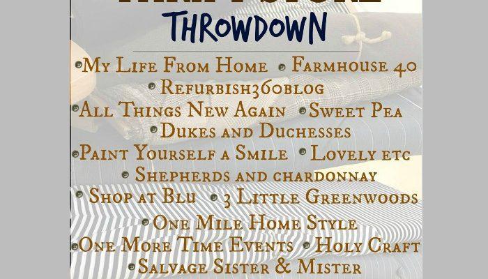 Thrift Store Throwdown Blog Hop Button