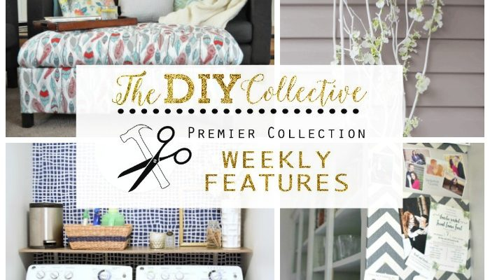 The DIY Collective 31 Weekly Features