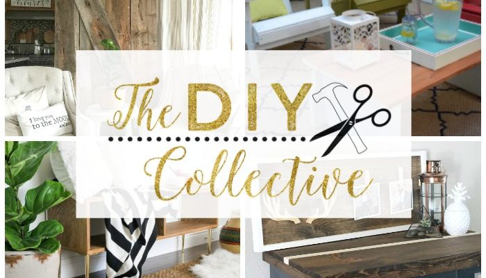 The DIY Collective No 34 features