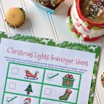 Christmas Light Scavenger Hunt for Kids