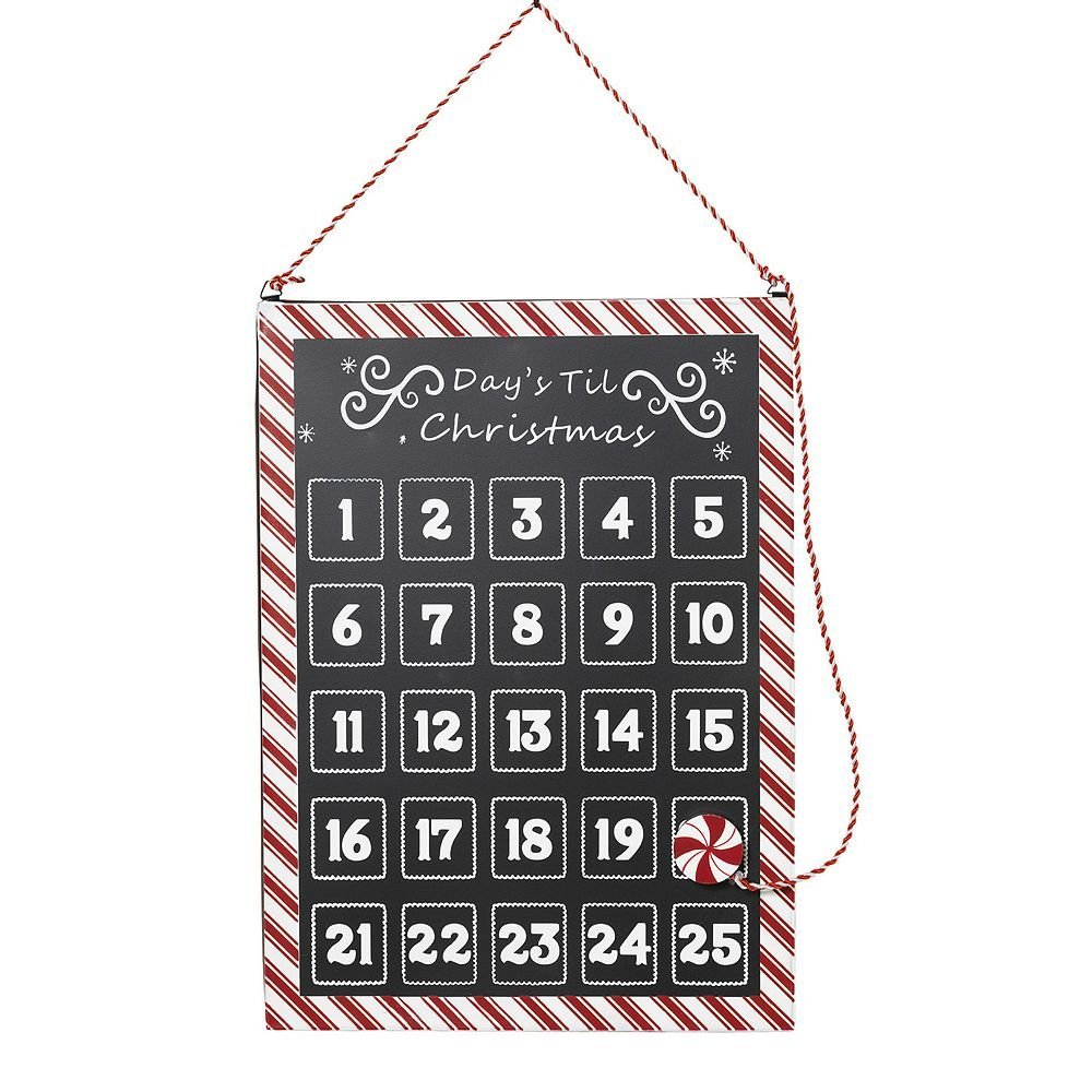 Get your family in the holiday spirit with one of these 10 Christmas Countdown Calendars! It's a holiday tradition your family will look forward to year after year.