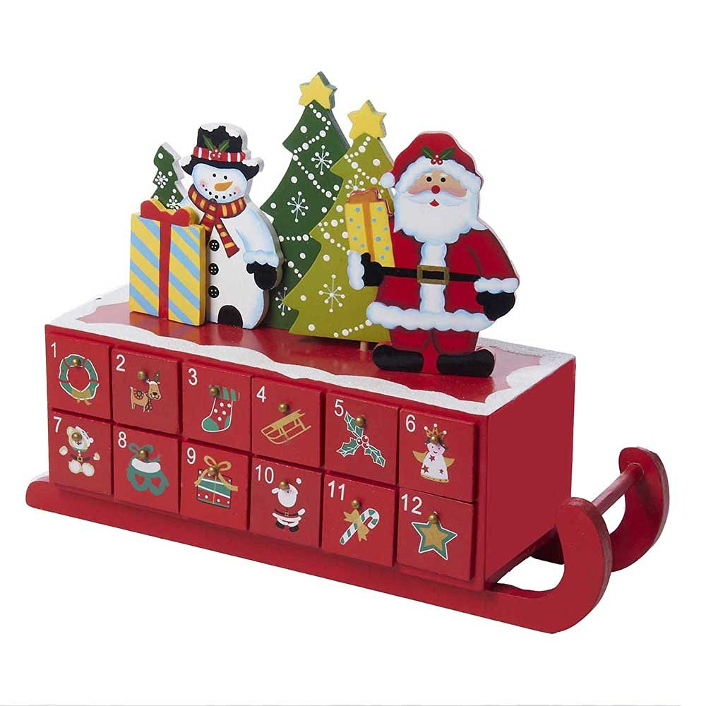 get your family in the holiday spirit with one of these 10 christmas countdown calendars
